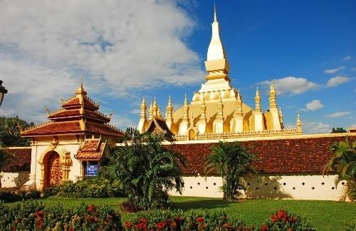 Viên Chăng, Lào