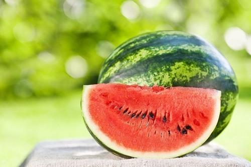 Dưa hấu bổ dưỡng cho ngày hè