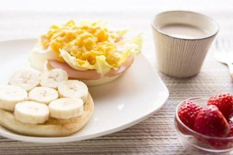 ăn sáng giảm cân