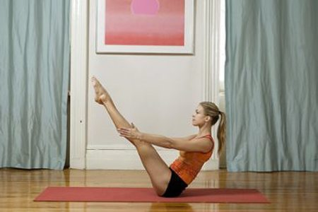 bai tap yoga