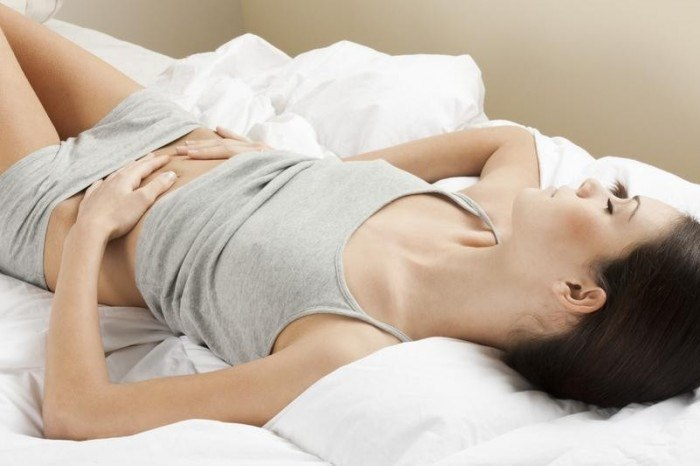 đau bụng dưới