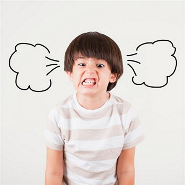 Kết quả hình ảnh cho trẻ cáu giận