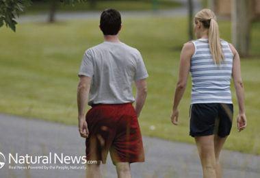 Đi bộ giúp giảm cân hiệu quả