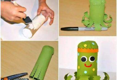 lõi giấy vệ sinh handmade