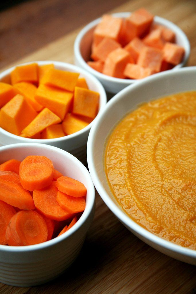 Súp hỗn hợp cà rốt