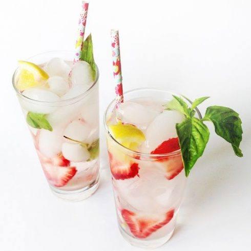 uống nước detox