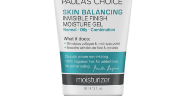 Paula's choice Skin – balancing gel cream